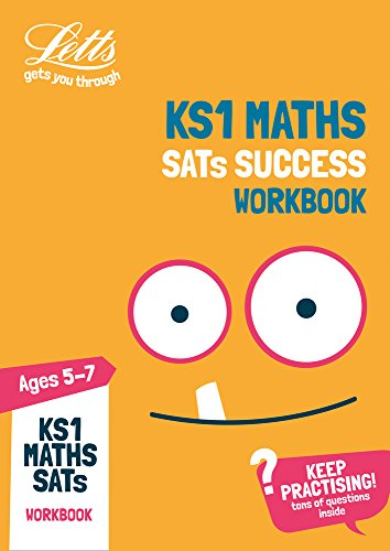 9780008276911: KS1 Maths SATs Practice Workbook: 2019 tests (Letts KS1 Revision Success)