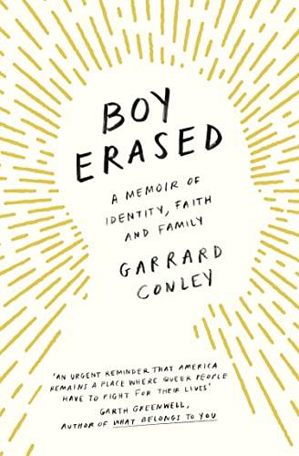 9780008276980: Boy Erased : A Memoir of Identity, Faith and Family