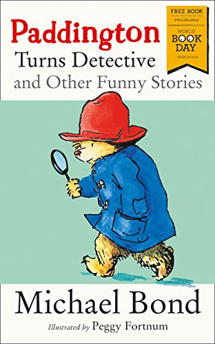 9780008279806: Paddington Turns Detective and Other Funny Stories