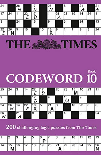9780008285418: The Times Codeword 10