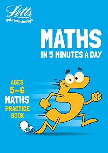 9780008311087: Letts Maths in 5 Minutes a Day Age 5-6 (Letts Maths in 5 Minutes a Day)
