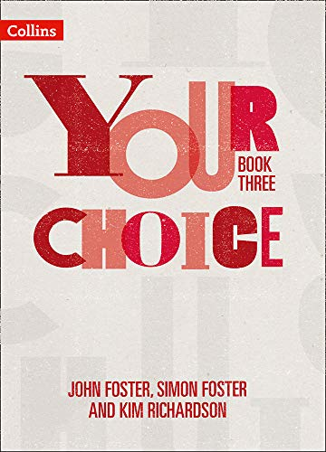 9780008328993: Your Choice – Student Book Three: The whole-school solution for PSHE including Relationships, Sex and Health Education