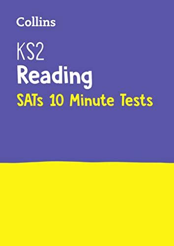 9780008335878: Letts KS2 SATs — KS2 ENGLISH READING SATS 10-MINUTE TESTS (Letts KS2 SATs Success)