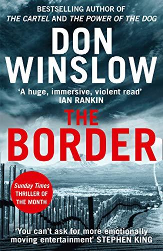 9780008336424: The Border