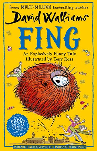 9780008349097: Fing: New children's book by bestselling author David Walliams