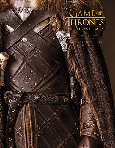 9780008354572: Game of Thrones: The Costumes: The official costume design book of Season 1 to Season 8