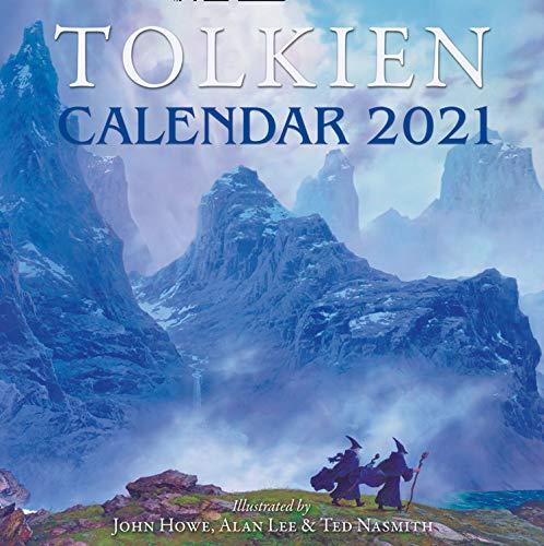 9780008387747: Tolkien Calendar 2021