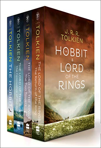 9780008387754: The Hobbit & The Lord of the Rings Boxed Set