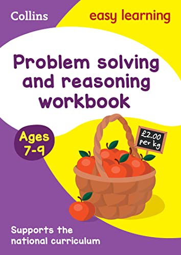 9780008387914: Problem Solving and Reasoning Workbook Ages 7-9: Prepare for school with easy home learning (Collins Easy Learning KS2)
