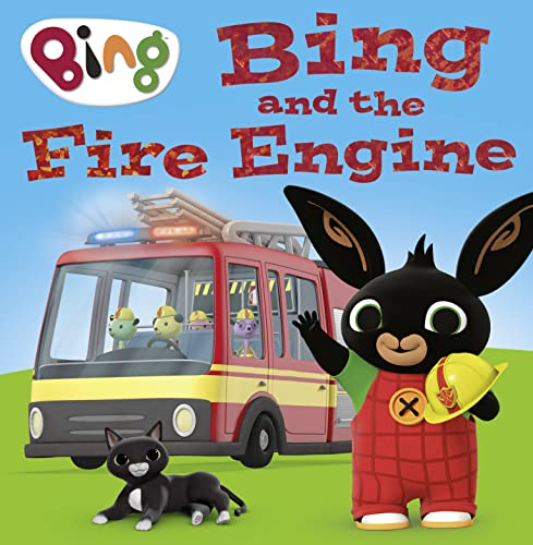 9780008420604: Bing and the Fire Engine