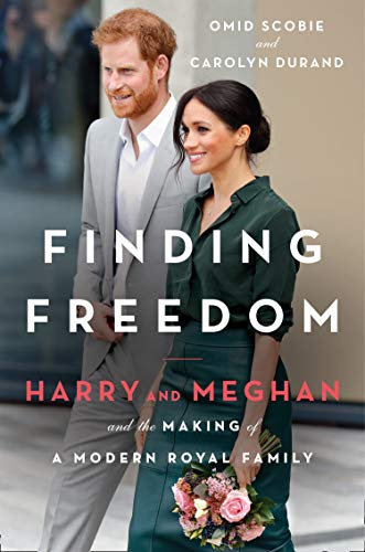9780008424107: Finding Freedom: 2020's Sunday Times number 1 bestselling biography that tells the real story of Harry and Meghan's life together: Harry and Meghan and the Making of a Modern Royal Family