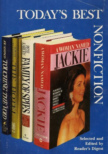 9780008939373: A Woman Named Jackie/Family of Spies/The Hotel/Touching the Void (Reader's Digest Today's Best Nonfiction, Volume 6: 1989)