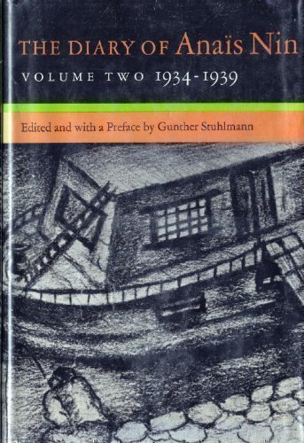 9780009461811: The Diary of Anais Nin, Volume Two, 1934-1939