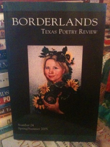 9780010650341: Boarderlands: Texas Poetry Review