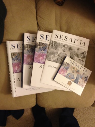 9780011202013: SESAP 14: NonCME Print and CD-ROM
