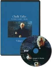 9780011528250: Chalk Talks: Values by Father Joseph C. Martin DVD