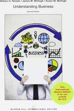9780011536989: Understanding Business (11th English Edition)