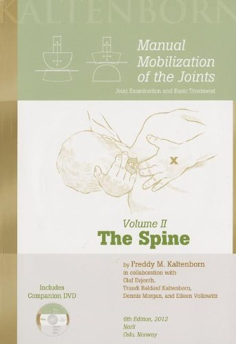 9780011992044: Manual Mobilization of the Joints: Vol II, the Spine