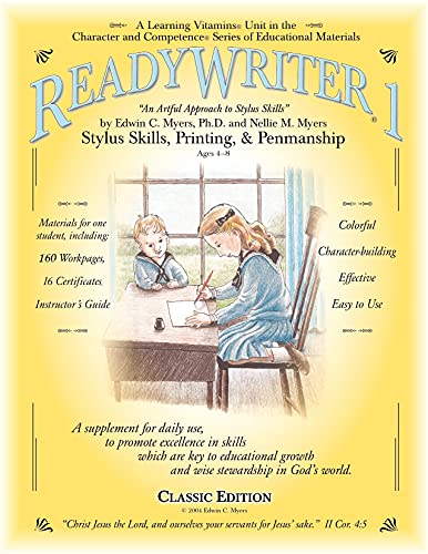 9780012051184: Readywriter Ages 4 - 7