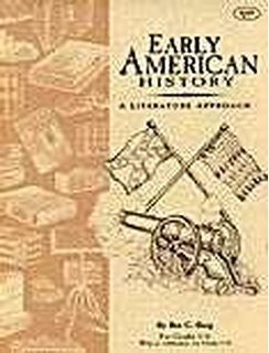 9780012058923: Early American History: A Literature Approach for Intermediate Grades