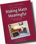 9780012066836: Making Math Meaningful: Level 6