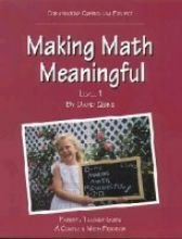 9780012066881: Making Math Meaningful 1 Student Book