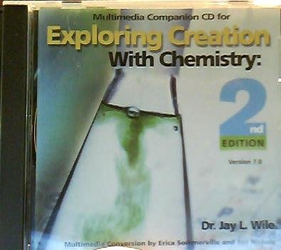 9780012101452: Multimedia Companion CD (Exploring Creation with Chemistry)