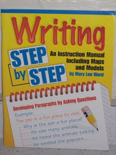 9780012102589: Writing Step by Step