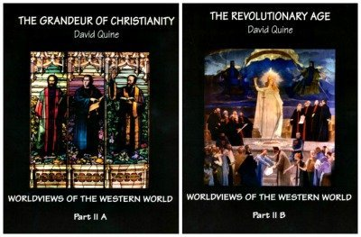 9780012102701: World Views of the Western World Year 2 The Grandeur of Christianity