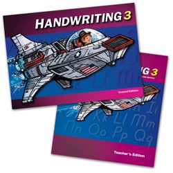 9780012105771: Handwriting 3 Subject Kit