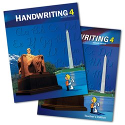 9780012105863: Handwriting 4 Subject Kit