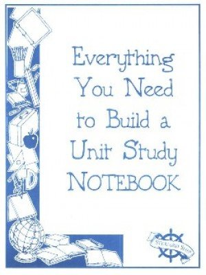 9780012107287: Everything You Need to Build a Unit Study Notebook