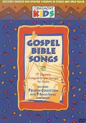 9780012175446: DVD-Cedarmont Kids: Gospel Bible Songs
