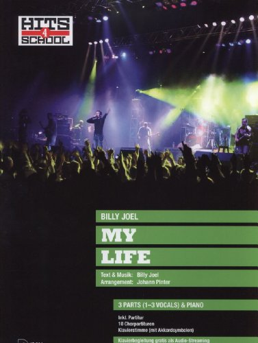 My life (0012198471) by Billy Joel