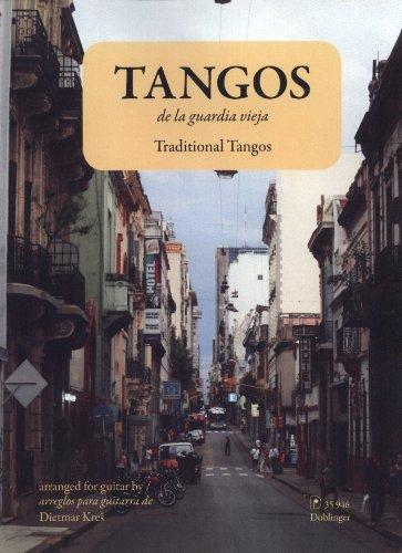9780012202012: Tangos de la guardia vieja