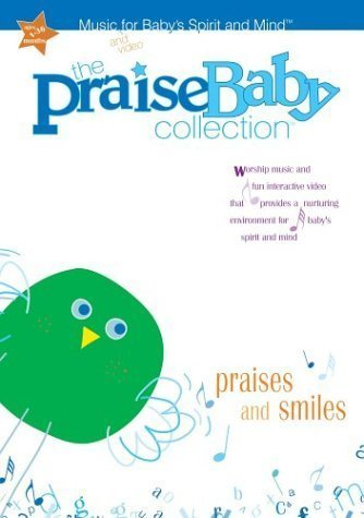 9780012258620: DVD-Praises And Smiles (Praise Baby Collection V1)