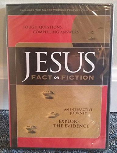 9780012282212: DVD-Jesus: Fact Or Fiction