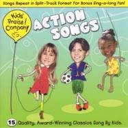 9780012314043: Kids Praise/Action Songs