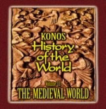 9780012424063: Konos History Of World Volume 2 - The Medieval World