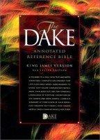 9780012492642: KJV LPR DAKE STUDY GENUINE (Study Bible)