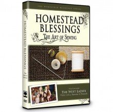 9780012517321: Homestead Blessings: Art Of Sewing