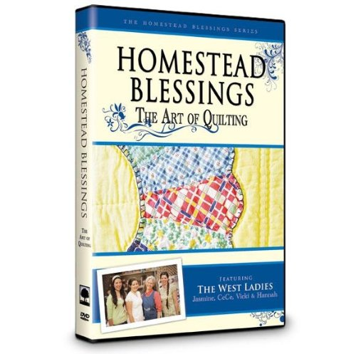 9780012517628: Homestead Blessings: Art Of Quilting