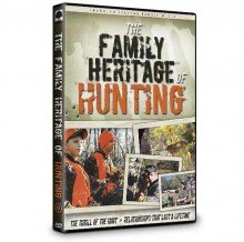 9780012624432: Family Heritage Of Hunting