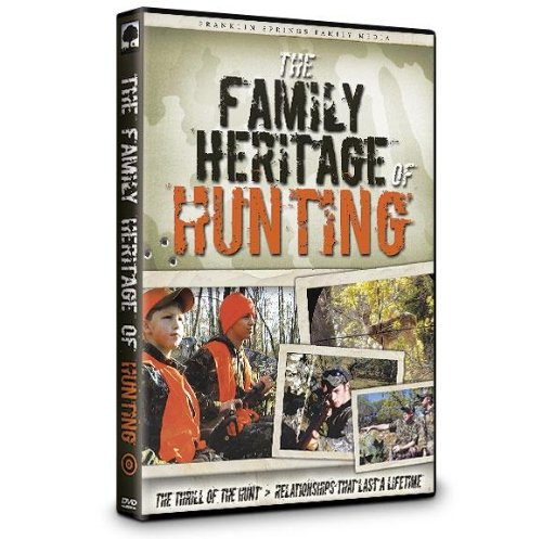 9780012624692: Family Heritage Of Hunting