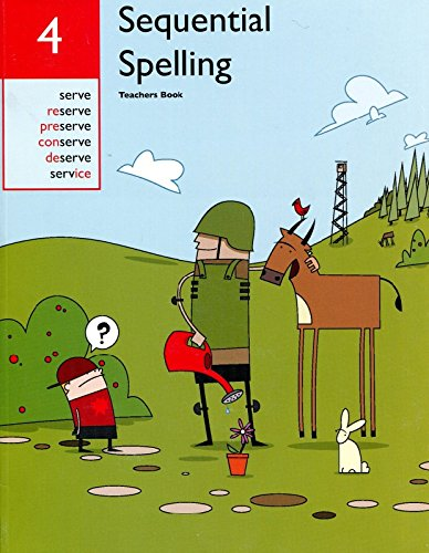 9780012626665: Sequential Spelling Level 4 Bundle with Student Workbook