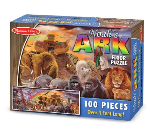 9780012627396: Puzzle-Floor-Noahs Ark (100 Pc)
