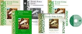 9780012627488: Third Form Latin Set, Memoria Press (6 items)