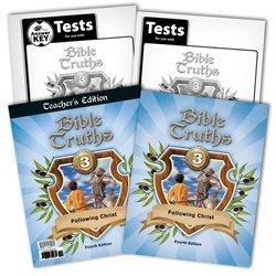 9780012628690: Bible Truths 3 Subject Kit