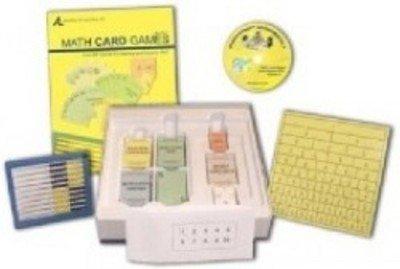 9780012628959: Math Card Game Kit