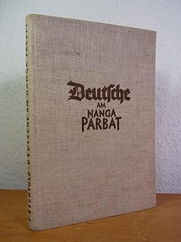 9780012919293: Deutsche am Nanga Parbat. Der Angriff 1934
